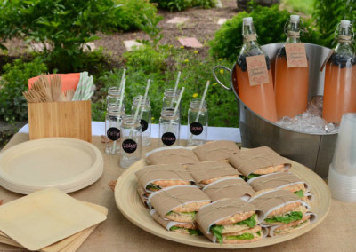 Enchanted Fairy Garden Party Food