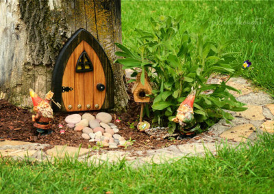 Enchanted Fairy Garden House