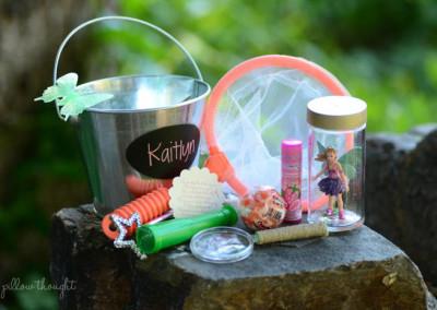 Enchanted Fairy Garden Party Game