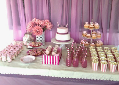 Pink Circus Birthday Party