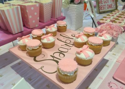 First Birthday Party with Cake Smash