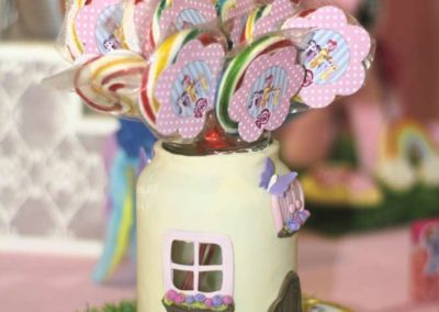 Sunshine My Little Pony Birthday Sweets