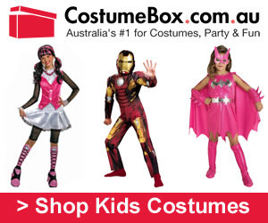 Costume Box Kids Costumes