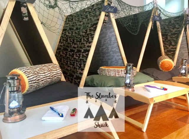 The Slumber Shack – Brisbane