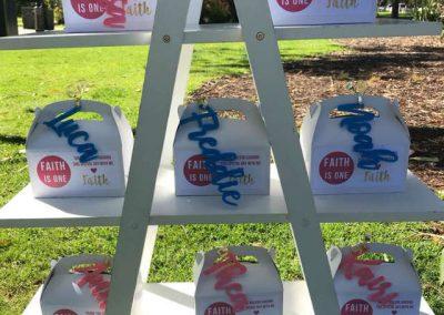 Girls First Birthday in Park - Gift Packs