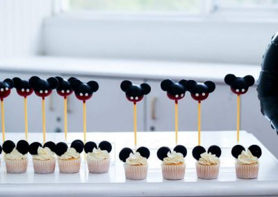 Mickey Mouse First Birthday for Jordan
