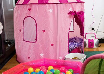 Minnie Mouse Party by Easy Breezy Parties