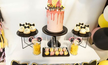 Bowtiful Birthday Party for a Little Miss by saffy and may