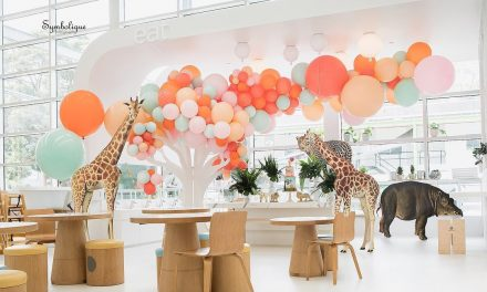 Jungle Birthday Party by mary ronis events