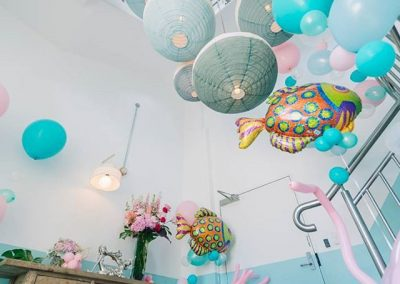 Under the Sea Birthday Party -