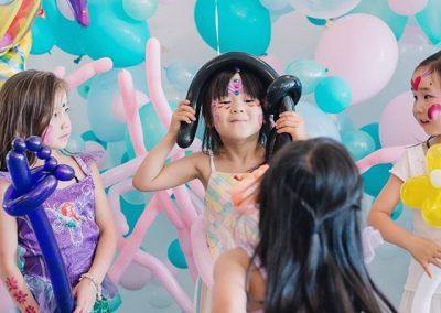 Under the Sea Birthday Party - fun