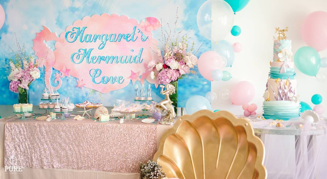 Under the Sea Birthday Party by Pure Story Events