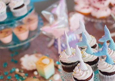Under the Sea Birthday Party - sweets