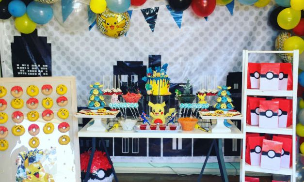 Pokemon Birthday Party by sweet little bundles