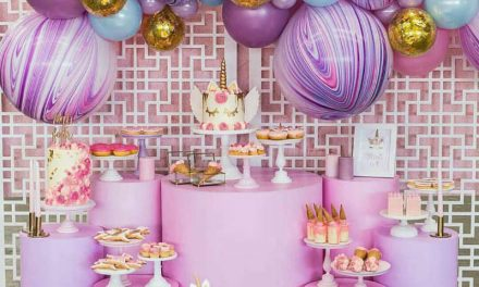 Unicorn Fiesta Birthday Party by ohferi event styling
