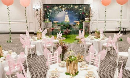 Whimsical Fairy Birthday Party Theme