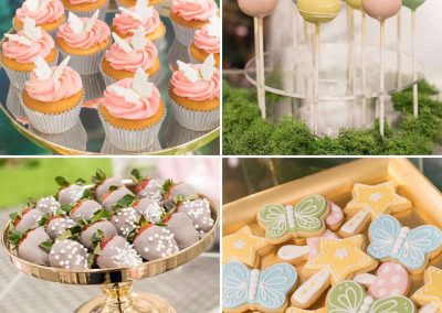 Whimsical Fairy Birthday Party - sweets