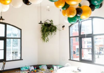 Wild One Birthday Party - Kids Corner