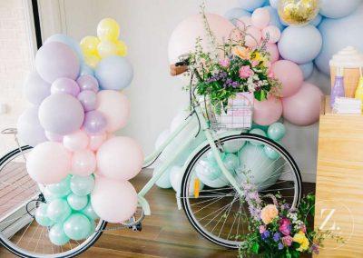 Ice Cream Birthday Party - decorations