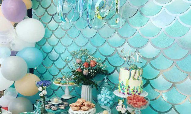Under the Sea Magic Birthday Party for Octavia