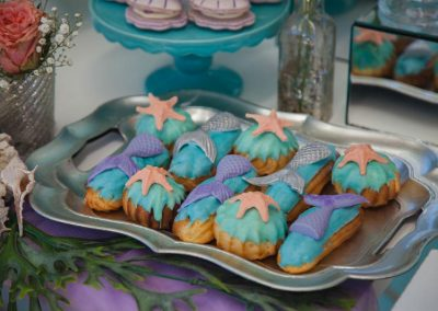 Under the Sea Magic Birthday Party - sweets