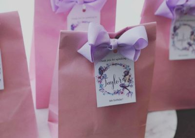Mermaid Birthday Party - Party Bags
