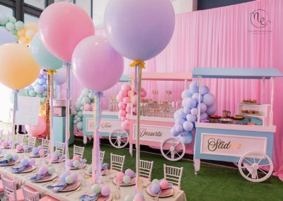 Carnival Fair Birthday Party Feature
