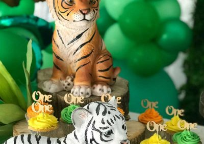 Jungle Birthday Party - Blushing Events - Animals