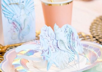 Under the Sea Magical Birthday Party - Crowns