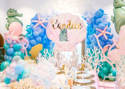 Under the Sea Magical Birthday Party - Feature