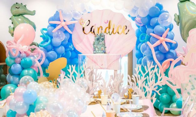 Under the Sea Magical Birthday Party