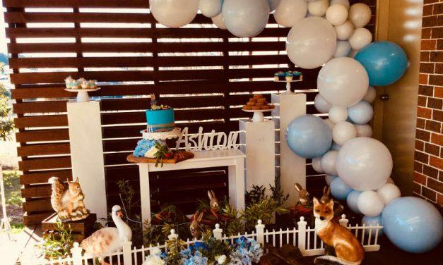 Peter Rabbit 3rd Birthday Party